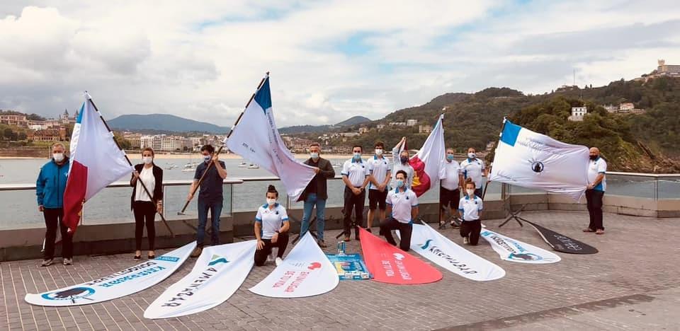 Hemos presentado la jornada de remo Trainera Donostiarra – Turismo Castilla la Mancha