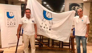 DONOSTIARRA – UNIÓN ARTESANA PRESENTACIÓN DE LA JORNADA BANDERAS CAIXABANK