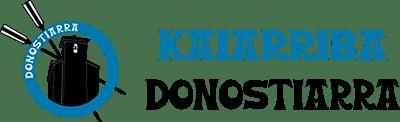Kaiarriba donostiarra - Logo