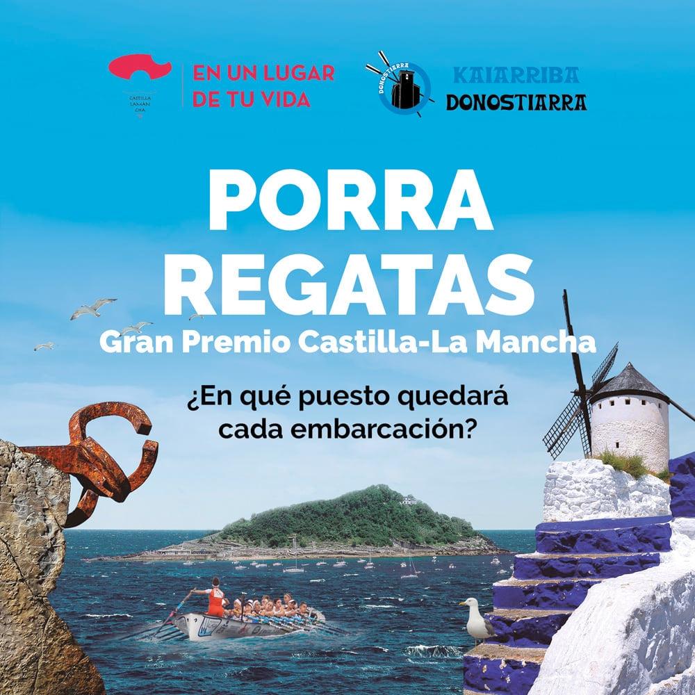 PORRA REGATAS Gran Premio Castilla-La Mancha